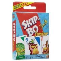 Mattel Uno: Skip-Bo Junior