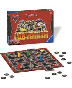 Ravensburger Cars 2: Junior Labyrinth