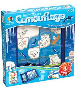 Smart Games Camouflage North Pole