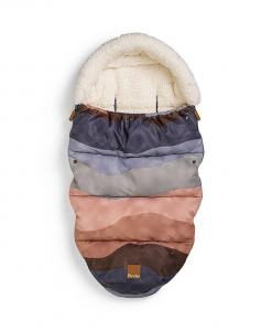 elodie-details-footmuff-winter-sunset
