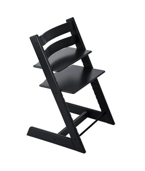 stokke-tripp-trapp-stol-svart