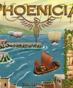 Rio Grande Games Phoenicia