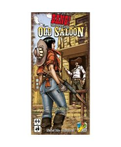 dV Giochi Bang!: Dice Game – Old Saloon (exp.)