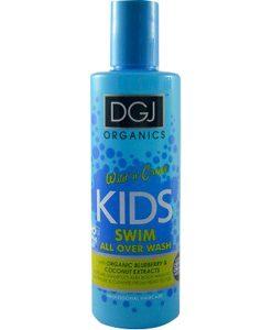DGJ Organics Wild'n'crazy Kids Swim Head to Toe Wash 250ml