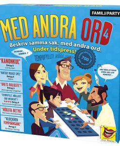 ALF Med Andra Ord (4th Edition)