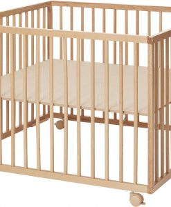 BabyDan Lekhage Comfort 97x97, Natur