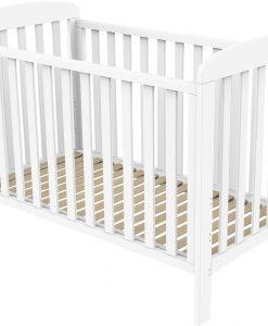 BabyDan Spjälsäng Sofie 60x120, Vit
