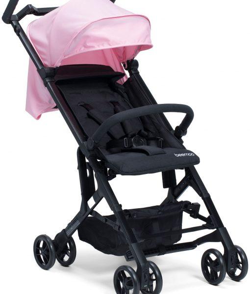 Beemoo Transformer Sulky, Pink/Black