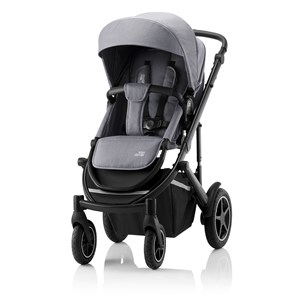 Britax Smile III Barnvagn Frost Grey/Black One Size