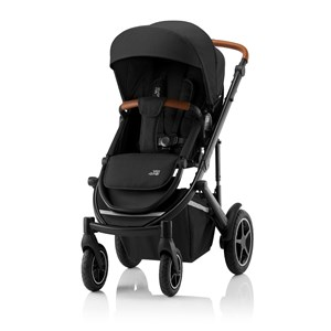 Britax Smile III Barnvagn Space Black/Brown One Size