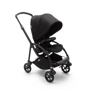 Bugaboo Bee6 Complete Barnvagn Svart One Size