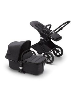 Bugaboo Fox2 Mineral Complete Barnvagn Black/Washed Black One Size