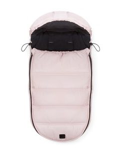 Carena Fårö Lux Footmuff Pink One Size