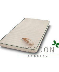 Cocoon Company ekologisk madrass spjälsäng 60 x 120 cm