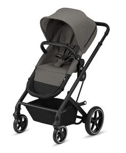 Cybex Balios S 2-in-1 BLK B Barnvagn Soho Grey One Size