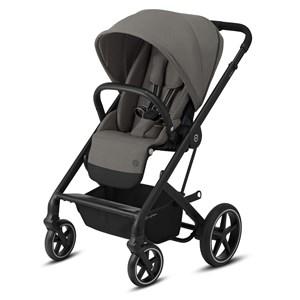 Cybex Balios S Lux Barnvagn Soho Grey BaliosS Lux Stroller Soho Grey