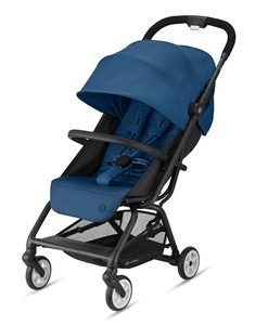 Cybex Eezy S+ 2 BLK B Barnvagn Navy Blue One Size