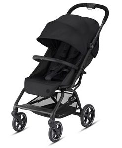 Cybex Eezy S+ 2 Barnvagn Deep Black One Size