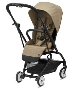 Cybex Eezy S Twist 2 BLK B Barnvagn Classic Beige One Size