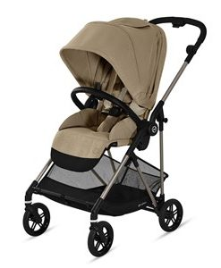 Cybex Melio Barnvagn Classic Beige One Size