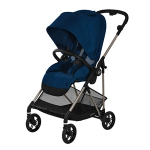 Cybex Melio TPE B Barnvagn Navy Blue One Size