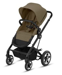 Cybex Talos S 2-in-1 BLK B Barnvagn Classic Beige One Size