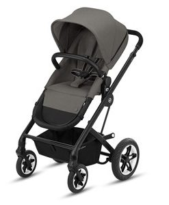 Cybex Talos S 2-in-1 BLK B Barnvagn Soho Grey One Size