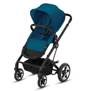 Cybex Talos S 2-in-1 BLK Barnvagn River Blue One Size
