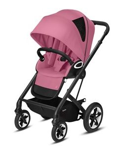 Cybex Talos S Lux BLK Barnvagn Magnolia Pink One Size
