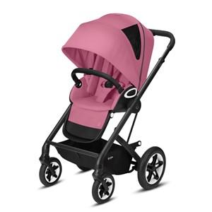 Cybex Talos S Lux BLK Barnvagn Magnolia Pink One Size
