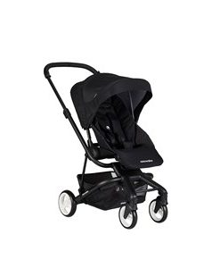 EasyWalker Charley Barnvagn Night Black Charley Stroller Night Black