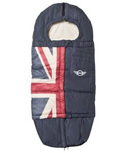 EasyWalker Mini Barnvagn Multiperformance Åkpåse Union Jack Denim One Size