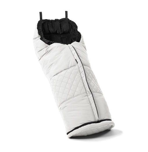 Emmaljunga åkpåse NXT 2021, Outdoor white, Leatherette white