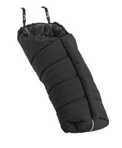 Emmaljunga åkpåse polar 2019, outdoor black, Outdoor black