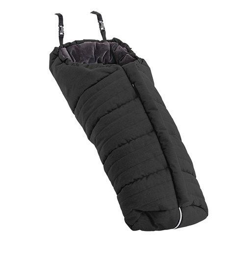 Emmaljunga åkpåse polar 2019, outdoor black, Outdoor black