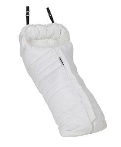Emmaljunga åkpåse polar 2019, white, White