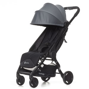 Ergobaby Metro Compact City Barnvagn Grå One Size