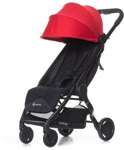 Ergobaby Metro Compact City Barnvagn Röd One Size
