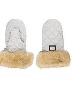 Handmuffar till Barnvagn Trendy Grey One Size