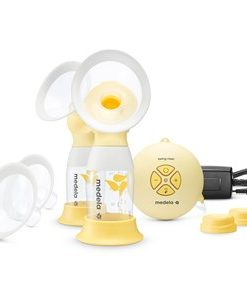 Medela Swing Maxi Flex™ Dubbel Elektrisk Bröstpump One Size