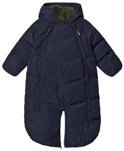 Mini A Ture Yoko Overall Sky Captain Blue 0-6 mån