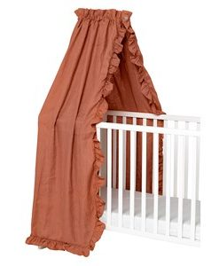 NG Baby Mood Sänghimmel Terracotta One Size