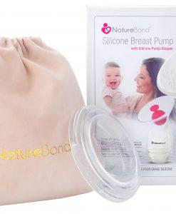 NatureBond Bröstpump Silikon 100 ml