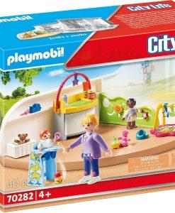 Playmobil 70282 Småbarnsavdelning