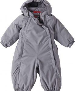 Reimatec Ailu Babyoverall, Soft Grey 50-56