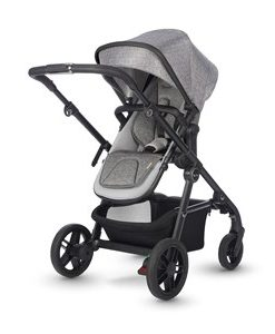 Silver Cross Coast Barnvagn Limestone Coast Stroller & Carrycot Lime