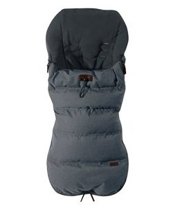 Silver Cross Wave Footmuff Slate One Size