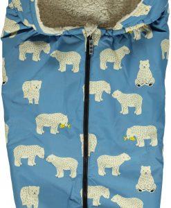 Småfolk Åkpåse Isbjörn, Blå