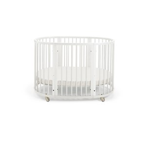 Stokke Sleepi Bed 120 cm inc Mattress White OneSize