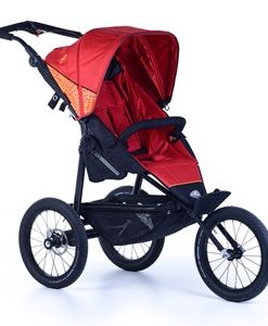 TFK Joggster Sport Barnvagn Tango Red One Size